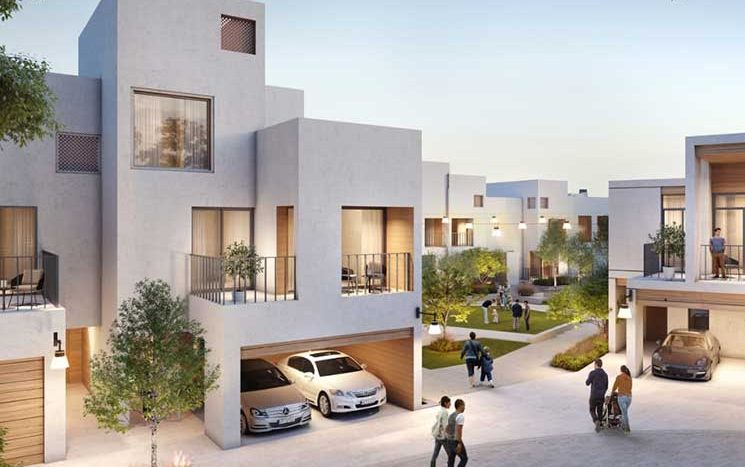 Bliss Townhouses at Arabian Ranches III
