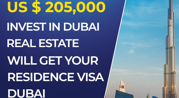 Invest in Dubai Real Estate and Will Get Your Residence Visa Dubai